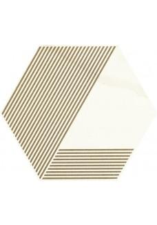 Paradyż CALACATTA Hexagon Mat A 17,1x19,8