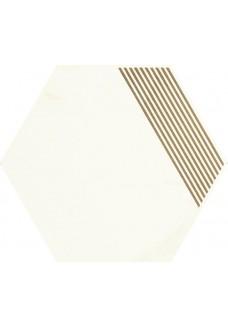 Paradyż CALACATTA Hexagon Mat B 17,1x19,8