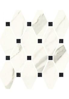 Paradyż CALACATTA Mozaika Cięta Mix Poler 23,6x25,2