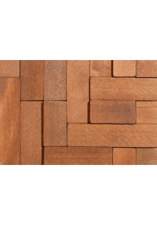 Stegu Panele Ścienne CUBE 2 (Wood Collection) 345x345x15mm