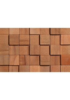 Stegu Panele Ścienne CUBE 1 (Wood Collection) 345x345x15mm