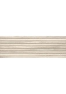 Paradyż DAIKIRI Beige Wood 25x75cm - struktura (pasy)