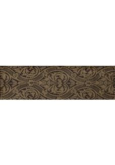 Paradyż Delicate Brown Arabeska Listwa 15x50 G1