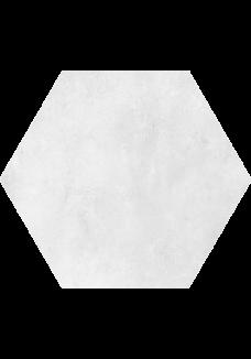 Nowa Gala EBRO EB01 HEKSAGON biały natura 53x61,3