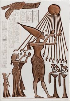 Stegu EGIPT Echnaton (45x64x2,8-3cm)