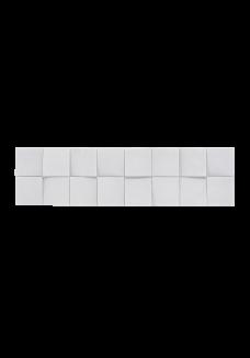 Incana ESTILLO Bianco 37,5x10cm (10szt.=0,38m2)