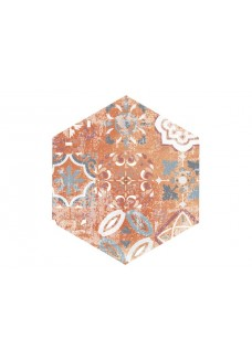 Nowa Gala FLAMENCO FLM06 heksagon patchwork 28x33