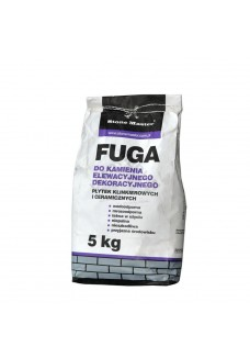 Stone Master Fuga popiel 5 kg