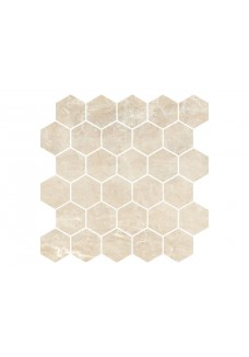 Nowa Gala GOLDEN BEIGE GB03 mozaika heksagon 27x27