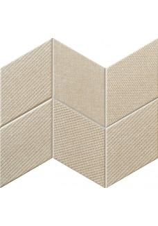 Tubądzin HOUSE OF TONES biege mozaika ścienna 29,8x22,8