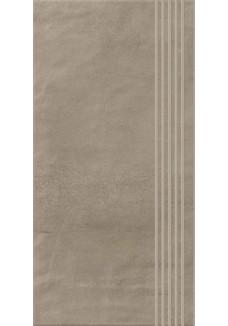 Paradyż HYBRID STONE Mocca stopnica 29,8x59,8