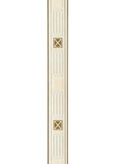 Paradyż Inspiration beige listwa struktura 4x30