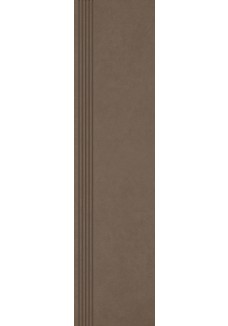 Paradyż INTERO Brown stopnica 29,8x119,8