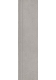 Paradyż INTERO Silver stopnica 29,8x119,8
