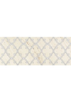 Tubądzin LARDA white dekor ścienny 29.8x74.8