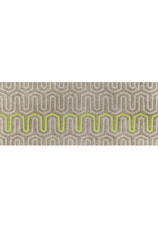 Tubądzin LEMON STONE grey A dekor ścienny 29.8x74.8