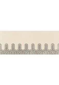 Tubądzin LEMON STONE grey C dekor ścienny 29.8x74.8