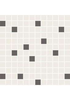 Paradyż Luciola ecru/mocca mix mozaika cięta 29,8x29,8