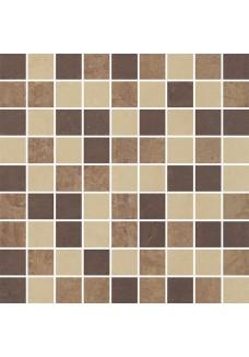 Paradyż Mistral Beige mozaika cięta mix mat 29,8x29,8 G1