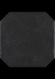 Paradyż MODERN Nero struktura octagon 19,8x19,8