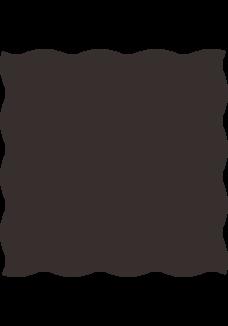 Paradyż MODERNIZM Nero Mozaika K.3,6x4,4