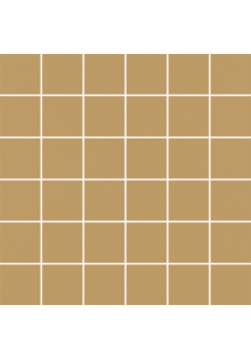Paradyż MODERNIZM Ochra Mozaika K.4,8x4,8