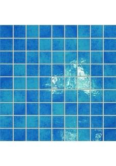 Tubądzin MAJOLIKA 17 mozaika ścienna kwadratowa 30,1x30,1