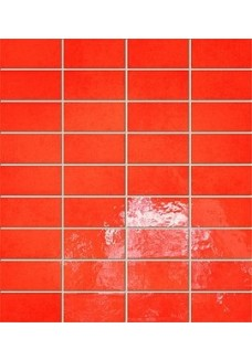 Tubądzin MAJOLIKA 13 mozaika ścienna prostokątna 30,1x26,7