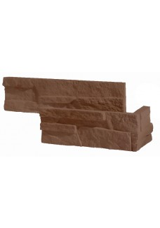 Incana Montana (Copper) narożnik 19x10cm (10szt.=1mb)