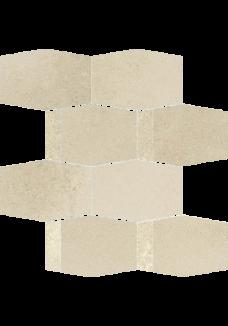 Paradyż NATURSTONE Beige Mozaika Cięta Hexagon Mix 23,3x28,6