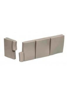 Incana NEXUS Industrial narożnik (7,5+25,8), (16,4+16,4) x10cm, (10szt.=1mb)