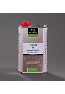 Baltic Wood Preparat do odświeżania podłóg olejowanych - olej bezbarwny i barwiony (1L), 3029