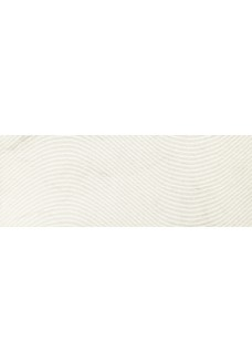 Tubądzin ORGANIC MATT white 2 STR 32,8x89,8
