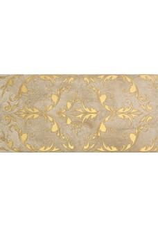 Tubądzin LAVISH brown dekor ścienny 22,3x44,8