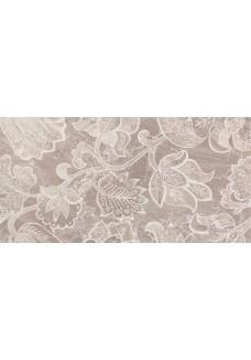 Tubądzin OBSYDIAN grey dekor ścienny 29,8x59,8