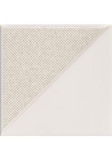 Tubądzin REFLECTION White 2 14,8x14,8