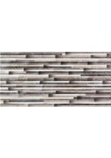 Tubądzin ZIRCONIUM STR dekor ścienny 22,3x44,8