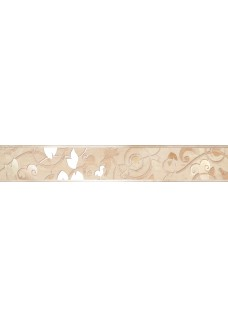Tubądzin Listwa ścienna Bellante ornament 60,8x9,7