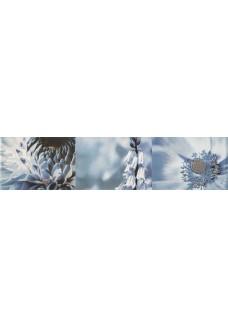 Tubądzin MAXIMA blue 2 listwa ścienna 44,8x10