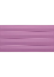 Tubądzin MAXIMA purple STR 22,3x44,8