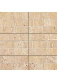 Tubądzin Mozaika ścienna Bellante brawn 30,8x30,3