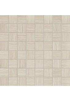 Tubądzin BILOBA creme mozaika ścienna 32,4x32,4