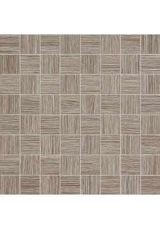 Tubądzin BILOBA grey mozaika ścienna 32,4x32,4
