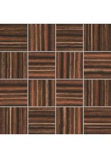 Tubądzin Mozaika ścienna Palisander brown 29,8x29,8