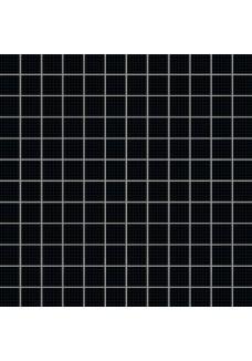 Tubądzin VAMPA black mozaika ścienna 29,8x29,8