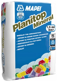 Mapei Planitop Mineral 1,5 mm   25 kg