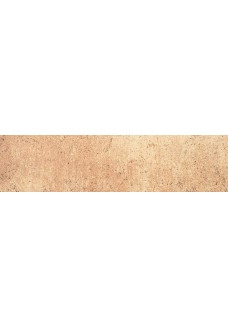 Tubądzin Korzilius Płytka elewacyjna Zimtbraun MONTMARTRE 25x6,2 (25x25/4)