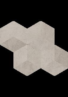 Paradyż PURE CITY Grys mozaika 20,4x23,8