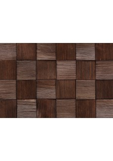 Stegu Panele Ścienne QUADRO MINI 1 (Wood Collection) 380x380x6-16mm