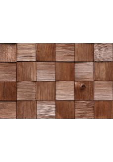 Stegu Panele Ścienne QUADRO MINI 2 (Wood Collection) 380x380x6-16mm